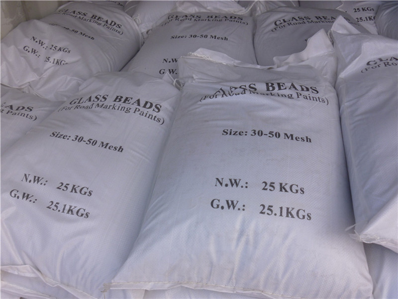 EN1424 Micro Glass Beads For Road Marking Paint