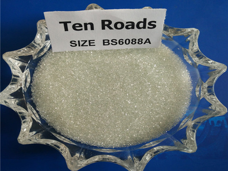 BS6088A Glass Beads For Road Marking Paint