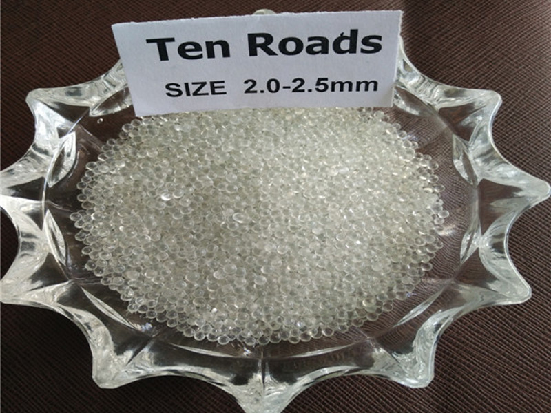 Glass Bead Filter Media For Water Treatment