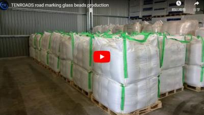 TENROADS Road Marking Glass Beads Production